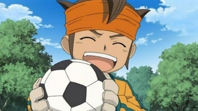 Inazuma Eleven 11 anime Level-5