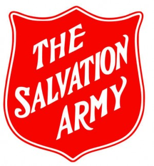 The Salvation Army Logo Shield