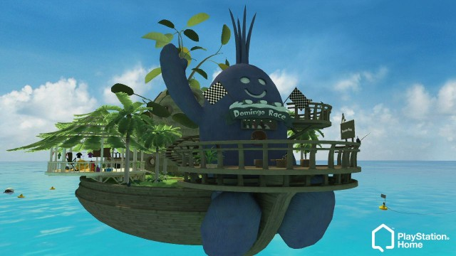 LocoRoco's MuiMui King's Ship is a new space that's full of interactivity