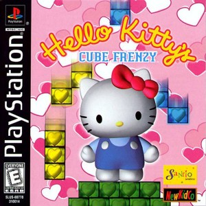 Hello Kitty's Cube Frenzy PS1