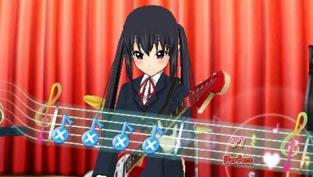 K-ON After School Live PSP けいおん!放課後ライブ!!(特典なし)