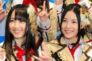 SKE48 Rena Matsui Jurina Matsui