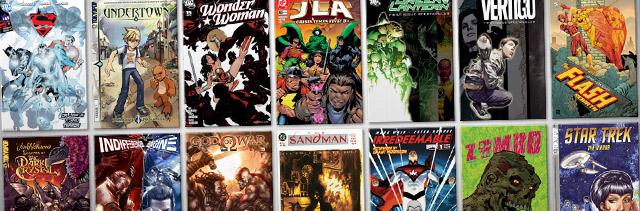 New comics for 2011