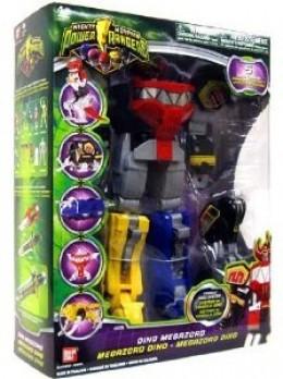 Power Rangers Mighty Morphin Dino Megazord