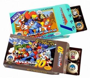 Mega Man 10 Manjuu Manjū sweets