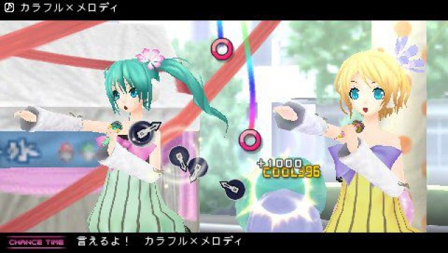 初音ミク -Project DIVA- 2nd Hatsune Miku Project Diva 2nd