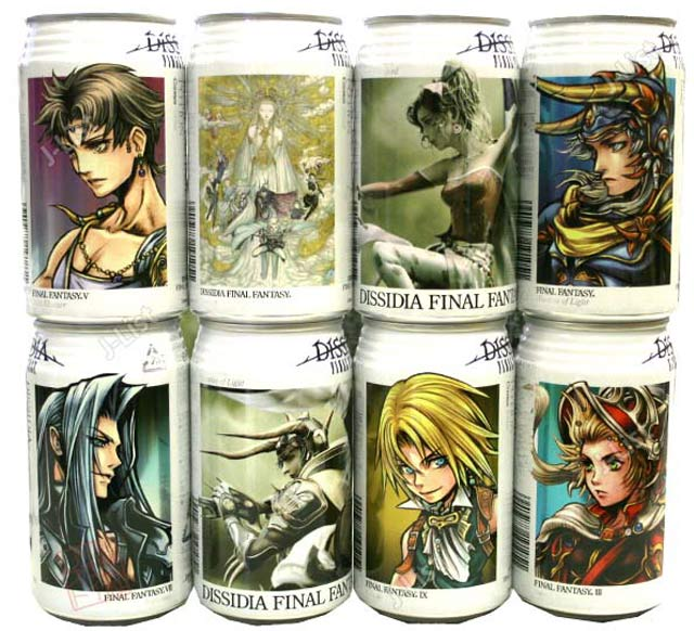 dissidia potions in a can