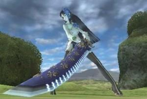 Phantasy Star Portable 2 Infinity ファンタシースターポータブル Nagisa