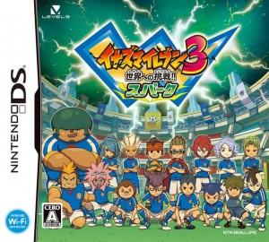 Inazuma Eleven 3: Sekai e no Chousen!! Spark DS