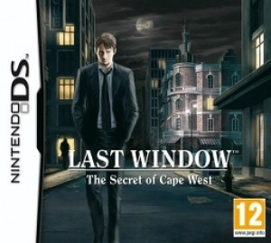 Last Window The Secret of Cape West DS