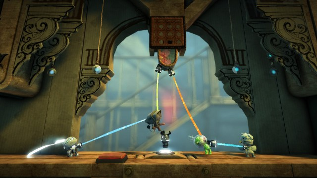 Sony LittleBigPlanet LBP 2 PS3 screenshot