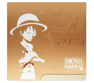One Piece Luffy Gold PS3