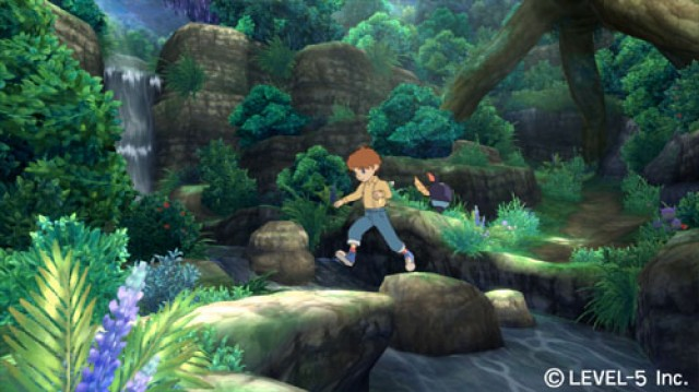 ニノ国 白き聖灰の女王 Ni no Kuni PS3