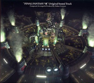 Final Fantasy VII FFVII Soundtrack