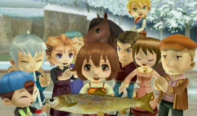 Harvest Moon Animal Parade