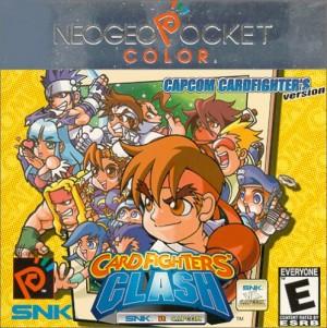 SNK vs Capcom Card Fighter Clash