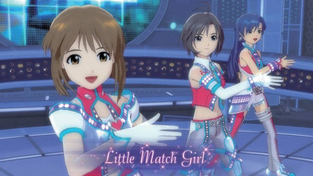 Idolmaster 2 Idolm@ster 2 Xbox 360 Little Match Girl