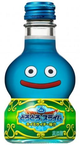 Dragon Quest slime drink suntory