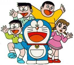 Doraemon Nobita Gian Jaian Suneo Shizuka
