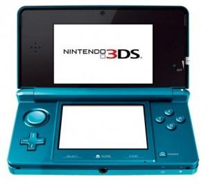 Japan 3DS Nintendo Blue