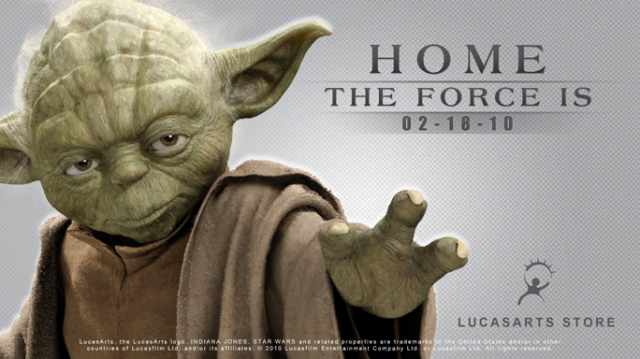 LucasArts opens store in PS Home