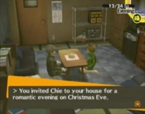 Persona 4 Christmas