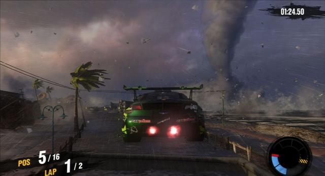 MotorStorm 3 Apocolypse モーターストーム3