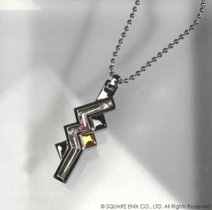 Final Fantasy XIII FFXIII Lightning Pendant Square Enix