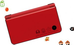 Super Mario 25th Anniversary DSi XL LL