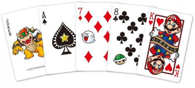Nintendo Mario Trump Playing Cards Deck